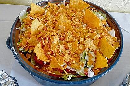Nacho-Salat 14