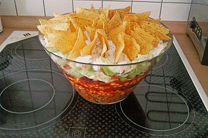 Nacho-Salat 5