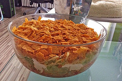 Nacho-Salat 22