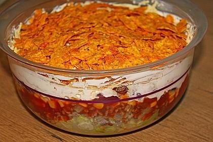 Nacho-Salat 16