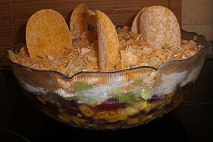 Nacho-Salat 25