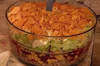 Nacho-Salat 7