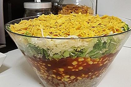 Nacho-Salat 10