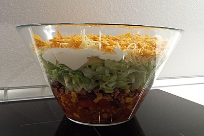 Nacho-Salat 8