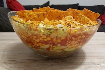 Nacho-Salat 12