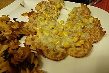 Pizza - Waffeln 1