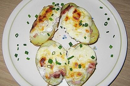 Belegte Ofenkartoffeln 7