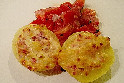 Belegte Ofenkartoffeln 5
