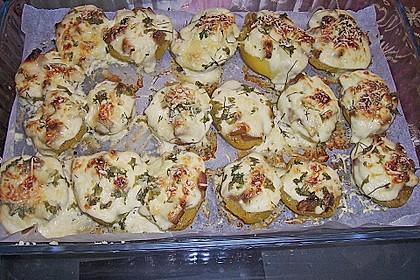 Belegte Ofenkartoffeln 17