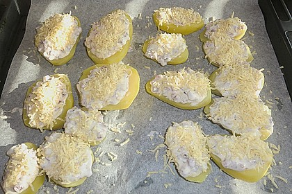 Belegte Ofenkartoffeln 35