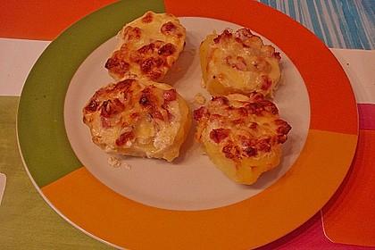 Belegte Ofenkartoffeln 16