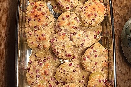 Belegte Ofenkartoffeln 4