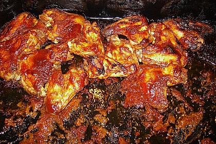 Gourmet Chicken Wings (Hähnchenflügel) 20