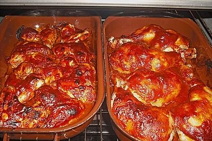 Gourmet Chicken Wings (Hähnchenflügel) 6