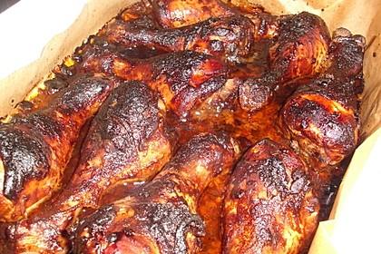 Gourmet Chicken Wings (Hähnchenflügel) 5