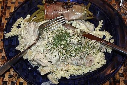 Geschnetzeltes Kalbfleisch Zürcher Art 3