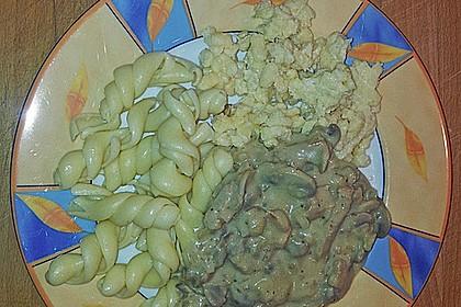 Geschnetzeltes Kalbfleisch Zürcher Art 6