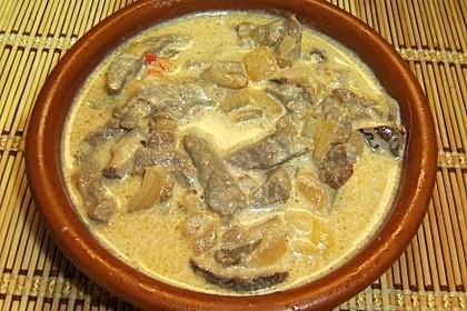 Geschnetzeltes Kalbfleisch Zürcher Art 15