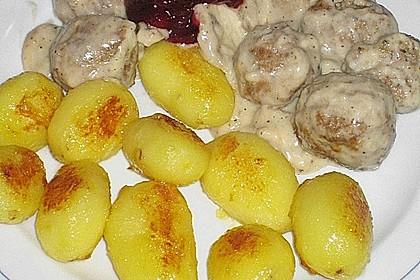 Finnische Hackfleisch - Bällchen 6