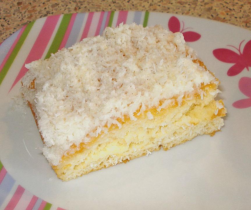 Www Sanella De Rezepte: Baileys Kuchen Vom Blech. Pflaumen Baileys Blech Kuchen