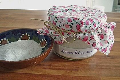 Lavendelzucker 3