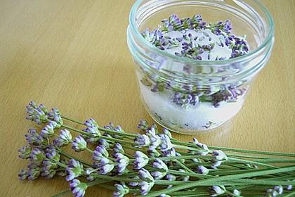 Lavendelzucker 1