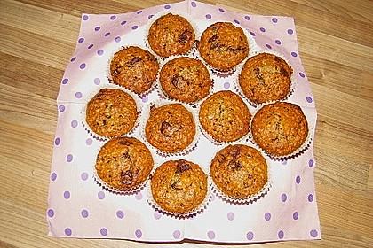 Cranberry - Schoko - Muffins