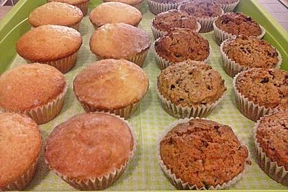 Cranberry - Schoko - Muffins 2