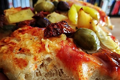 Pizzateig 'Amerika' 3