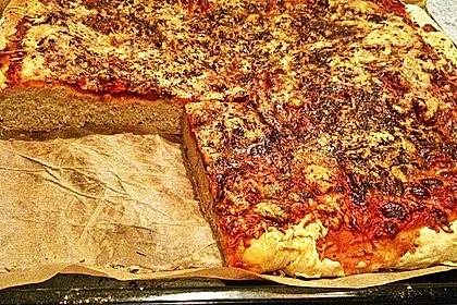 Pizzateig 'Amerika' 4