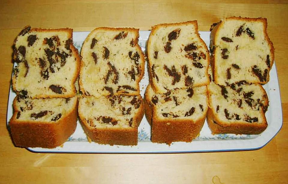 Schokoplatzchen kuchen rezept