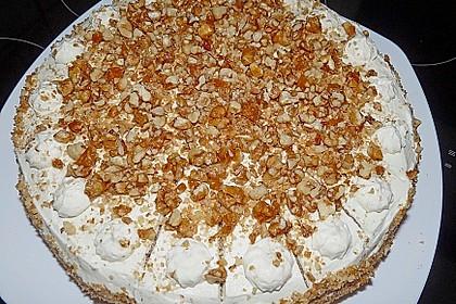 Gebrannte Walnuss - Torte 0