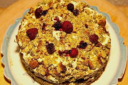 Süßer grüner Spinatkuchen 35