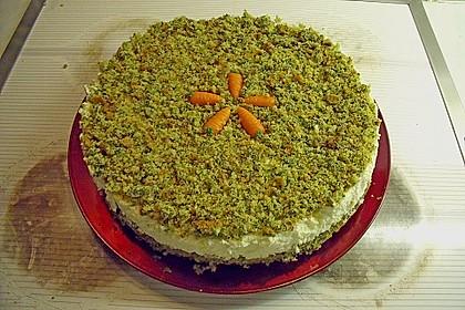 Süßer grüner Spinatkuchen 16