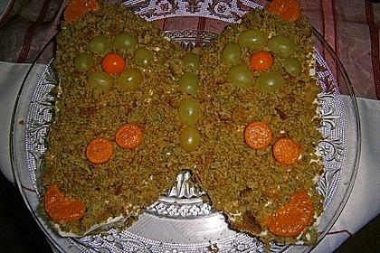 Süßer grüner Spinatkuchen 53