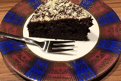 Sauerkraut - Schokoladenkuchen 4