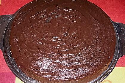 Sauerkraut - Schokoladenkuchen 10