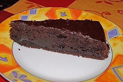 Sauerkraut - Schokoladenkuchen 6