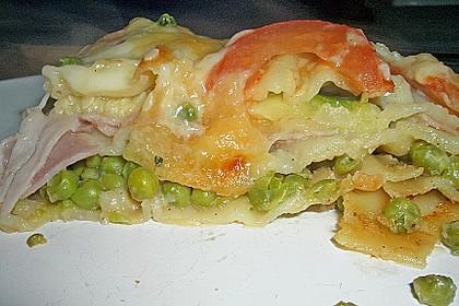 Prinzessinnen - Lasagne