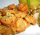 Curry - Möhren