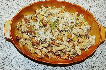 Kartoffelsalat aus dem Backofen 1
