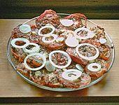 Antipasti von Tomaten (Bild)