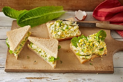 1A Eier - Mayo - Sandwich