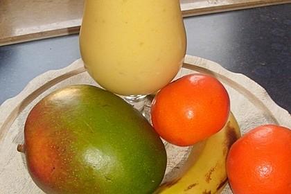 Mango - Bananen - Smoothie 9
