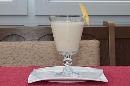 Mango - Bananen - Smoothie 4