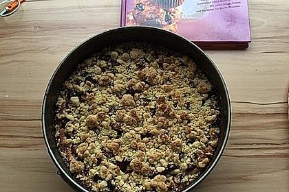 Pflaumenkuchen mit Quark - Öl - Teig 28