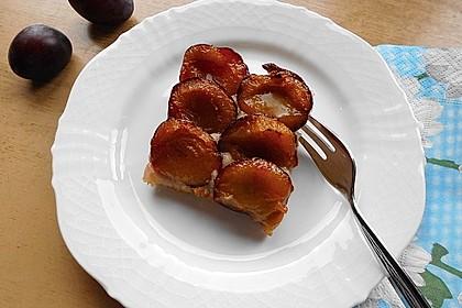 Pflaumenkuchen mit Quark - Öl - Teig 2