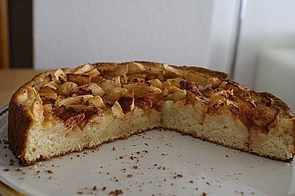 Pflaumenkuchen mit Quark - Öl - Teig 4