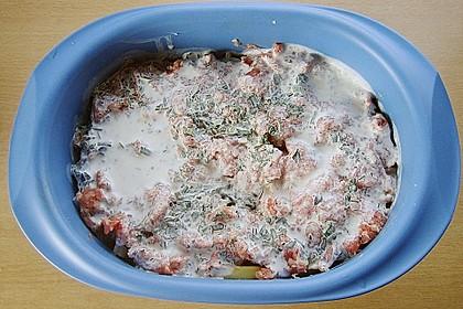 Kohlrabi - Kartoffel - Auflauf 1