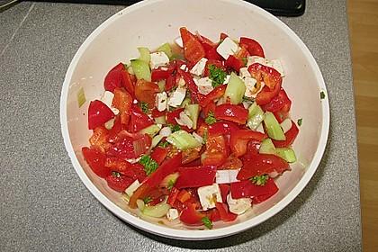 Griechischer  Bauernsalat 2